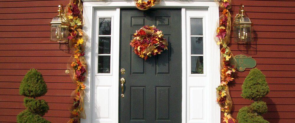 New Front Door - JD Rose Copmany