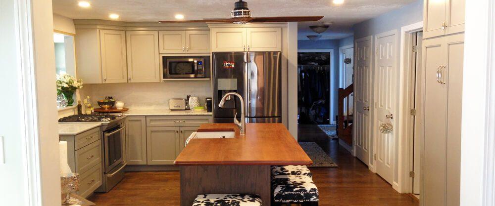 Remodeled Kitchen - JD Rose Company