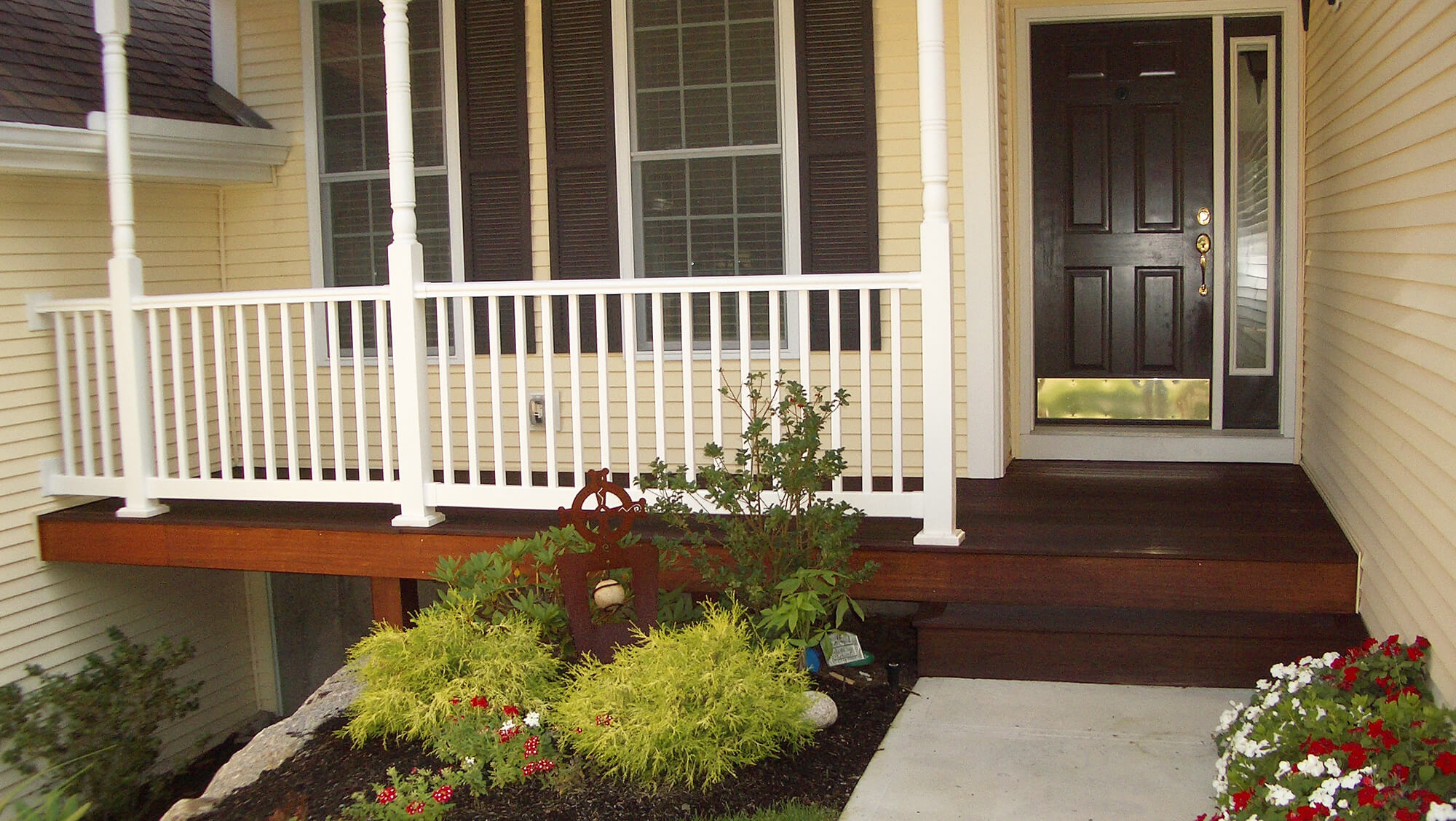 Decks, Porches, Railings, Stairs, Front Doors - We Use Only Quality Materials - JD Rose Company